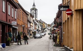 Røros får over en million kroner